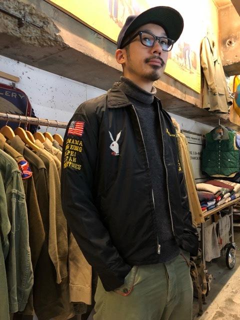 12月25日(水)マグネッツ大阪店ヴィンテージ入荷日!! #3 U.S.MarineCorps編!! 60\'s RedDevil & RibbonCardigan, P-44,  Sniper!!_c0078587_13210885.jpg