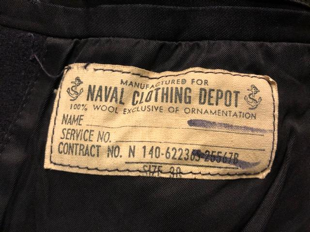 12月25日(水)マグネッツ大阪店ヴィンテージ入荷日!! #4 U.S.Navy編!! SouvenirWoolJKT & 55J14 G-1, DeckPants, Barnstormer!!_c0078587_1493780.jpg