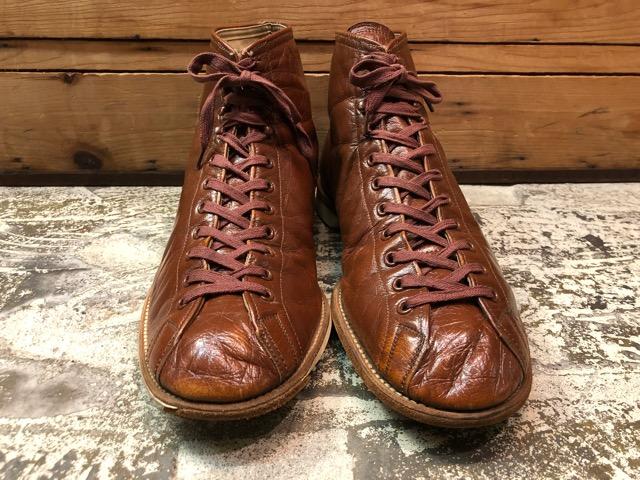 12月25日(水)マグネッツ大阪店ヴィンテージ入荷日!! #5 Athletic編!! BaseballShirt & BoxingShoes, CurdlingCardigan!!_c0078587_17511788.jpg