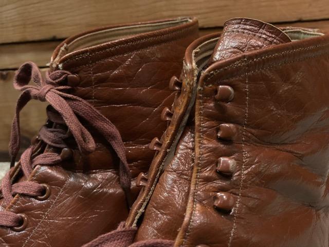 12月25日(水)マグネッツ大阪店ヴィンテージ入荷日!! #5 Athletic編!! BaseballShirt & BoxingShoes, CurdlingCardigan!!_c0078587_17524534.jpg