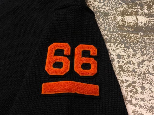 12月25日(水)マグネッツ大阪店ヴィンテージ入荷日!! #5 Athletic編!! BaseballShirt & BoxingShoes, CurdlingCardigan!!_c0078587_17573874.jpg