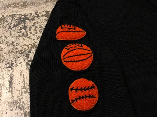 12月25日(水)マグネッツ大阪店ヴィンテージ入荷日!! #5 Athletic編!! BaseballShirt & BoxingShoes, CurdlingCardigan!!_c0078587_17574670.jpg