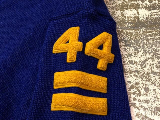 12月25日(水)マグネッツ大阪店ヴィンテージ入荷日!! #5 Athletic編!! BaseballShirt & BoxingShoes, CurdlingCardigan!!_c0078587_1759291.jpg