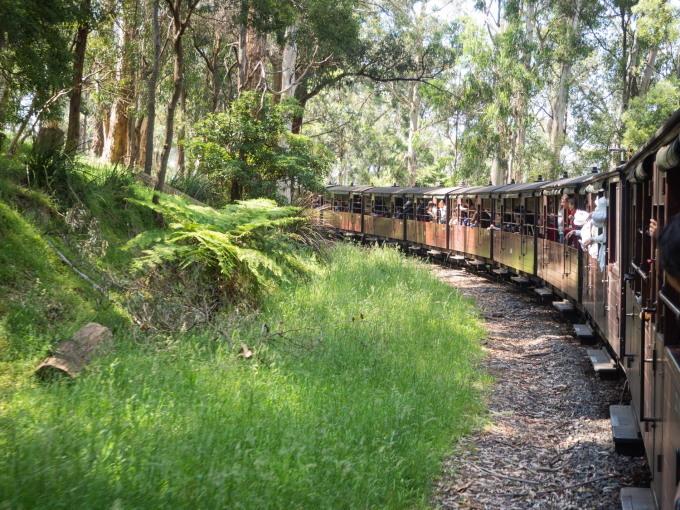 2019メルボルン・タスマニア・シドニーvol.4~蒸気機関車とワイナリー~_f0276498_21244108.jpg