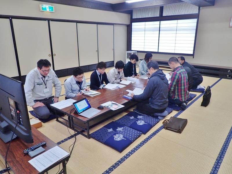 サポートチームとの打ち合わせ会議がありました_c0336902_18342013.jpg