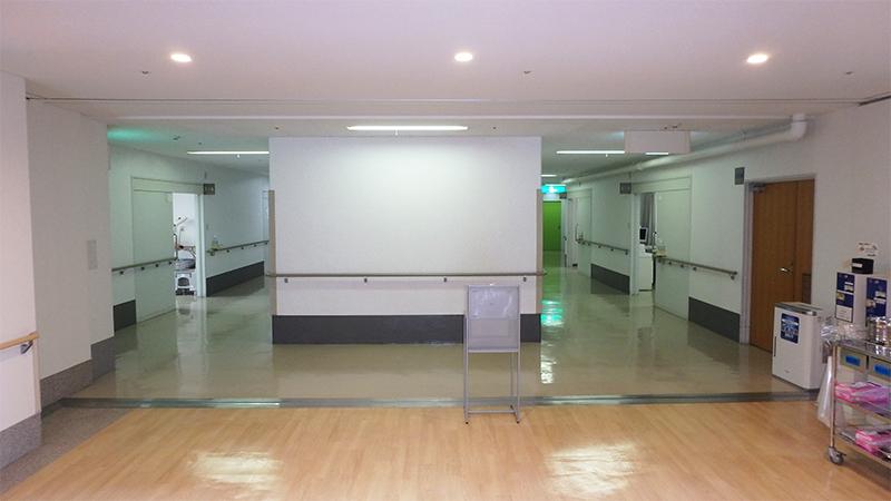萩むらた病院 改修工事 無事完了致しました_d0321904_17585509.jpg