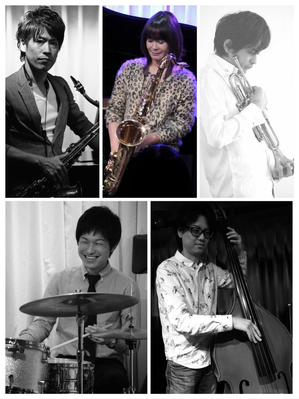 広島 ジャズライブカミン Jazzlive Comin 本日12月27日金曜日のライブ_b0115606_15592395.jpeg