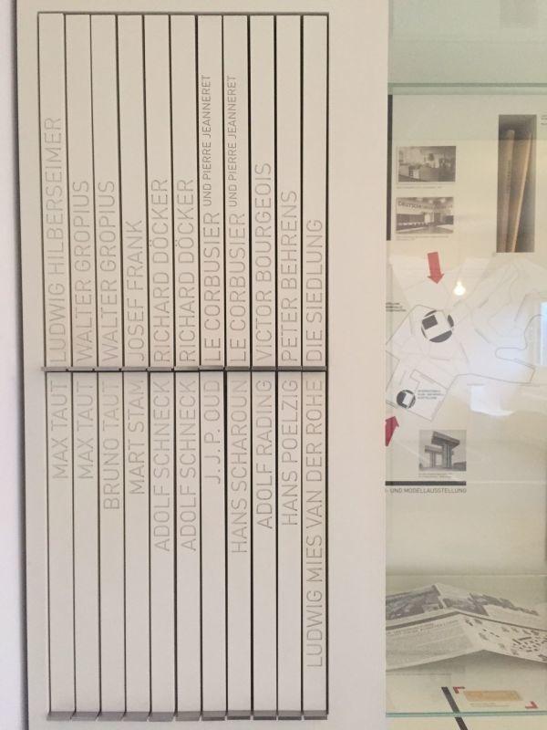 令和最初のヨーロッパ買い付け後記21 ヴァイセンホーフジードルングへ!! 入荷コルビジェも愛したGRASのランプ。超レア物あり。_f0180307_22381238.jpg