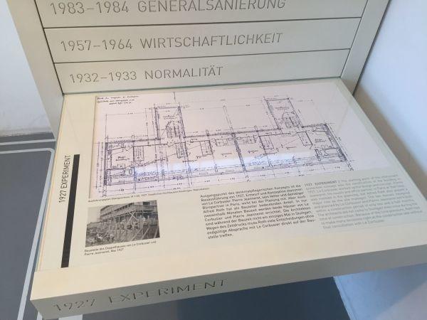 令和最初のヨーロッパ買い付け後記21 ヴァイセンホーフジードルングへ!! 入荷コルビジェも愛したGRASのランプ。超レア物あり。_f0180307_22413337.jpg
