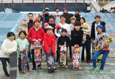 第1回関西フリースタイルスケートボード練習会_e0011511_2375620.jpg