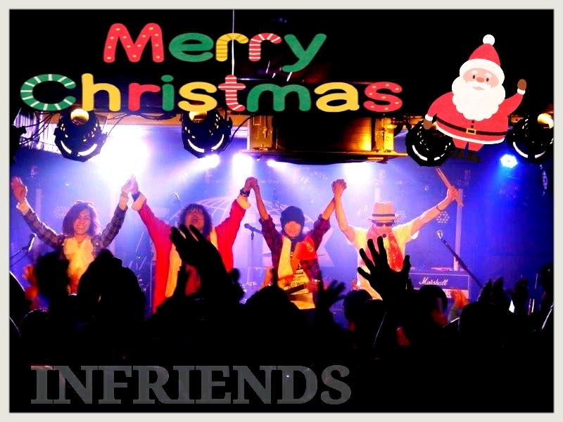 メリークリスマス(*≧∀≦*)//Xmasライブを想いながら…_b0183113_08551341.jpg
