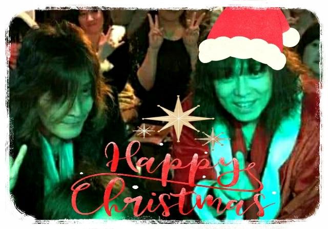 メリークリスマス(*≧∀≦*)//Xmasライブを想いながら…_b0183113_14100463.jpg