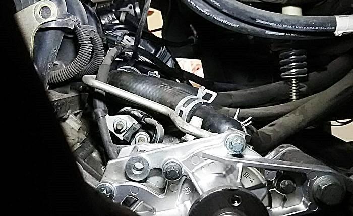 MCCスマート 450BRABUS エンジンマウント切れ・他_d0345614_09321646.jpg