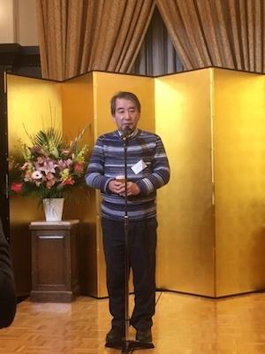 高野公彦氏「現代短歌大賞」授賞式報告  藤野早苗_f0371014_10340764.jpg