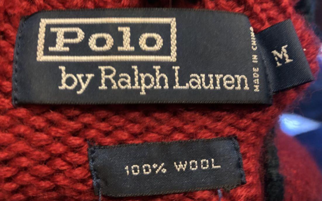 12月25日(水)入荷! POLO RALPH LAUREN ラルフローレン ニット セーター!_c0144020_17375010.jpg