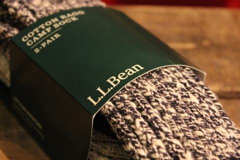 """「L.L.Bean」アメリカンクラシックソックス \""""ラグソックス\"""" ご紹介_f0191324_08241178.jpg"""
