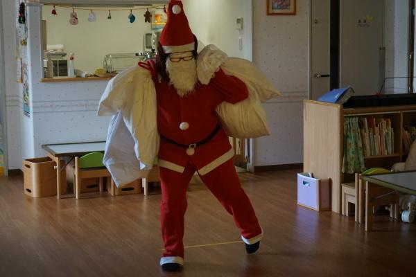 保育園 クリスマス会_a0166025_13452433.jpg