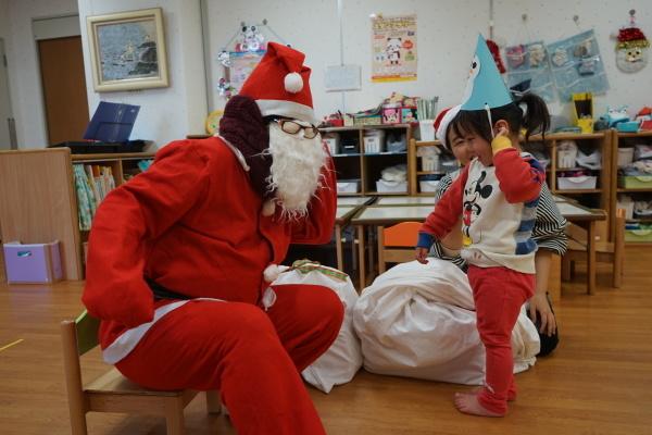 保育園 クリスマス会_a0166025_13460856.jpg