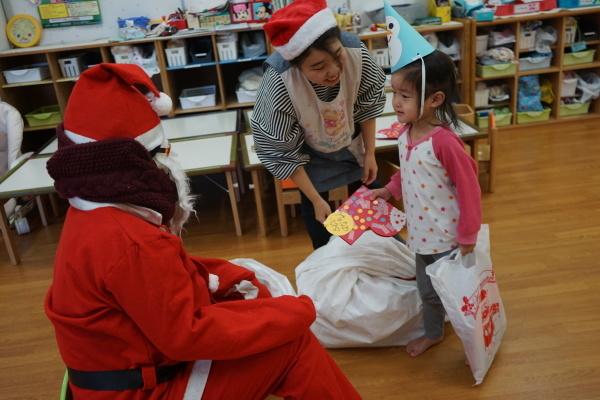 保育園 クリスマス会_a0166025_13464494.jpg