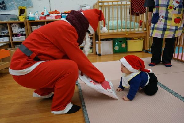 保育園 クリスマス会_a0166025_13475972.jpg