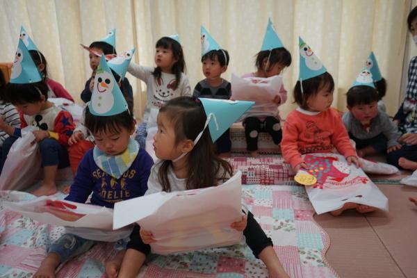 保育園 クリスマス会_a0166025_13485387.jpg