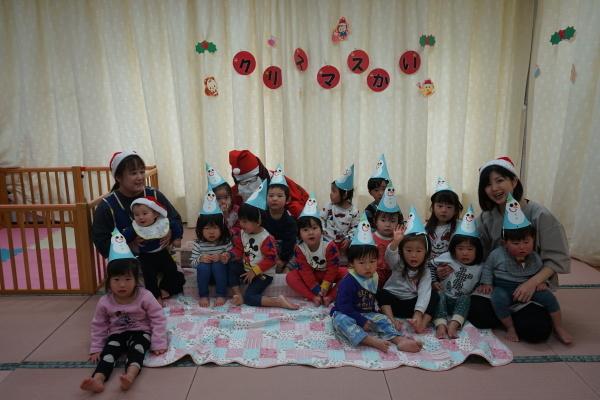 保育園 クリスマス会_a0166025_13503176.jpg