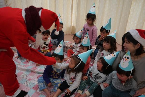 保育園 クリスマス会_a0166025_13514501.jpg