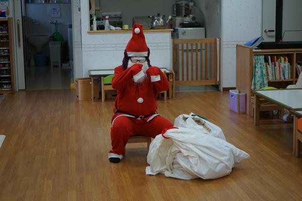 保育園 クリスマス会_a0166025_13590174.jpg