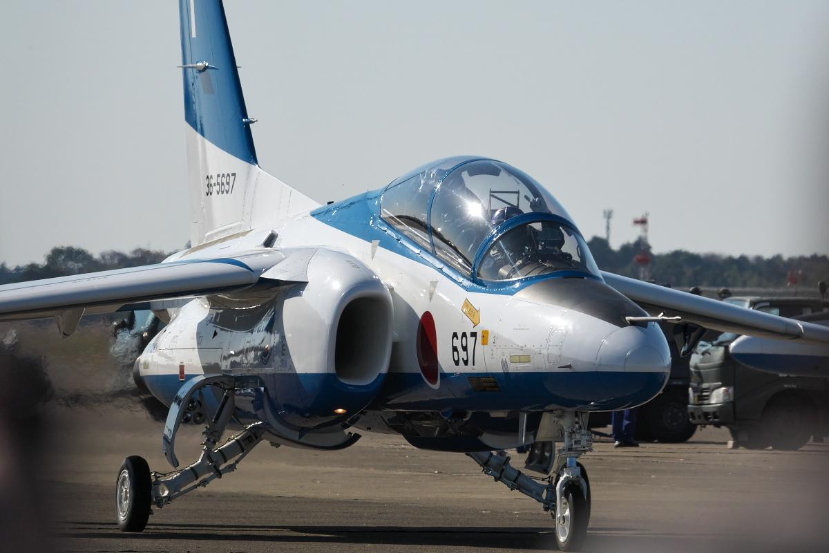 令和元年百里基地航空祭(その1)久しぶりのブルーインパルス_d0137627_21532528.jpg