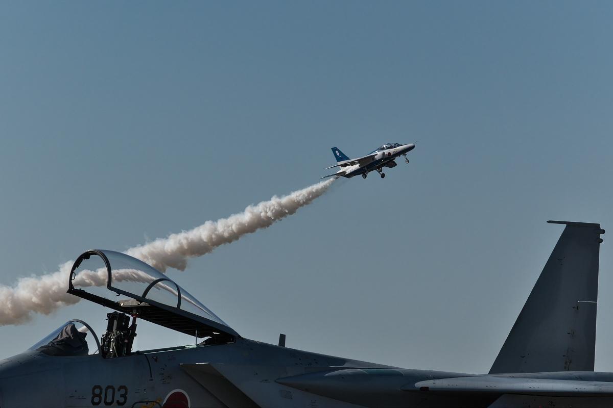 令和元年百里基地航空祭(その1)久しぶりのブルーインパルス_d0137627_22011059.jpg