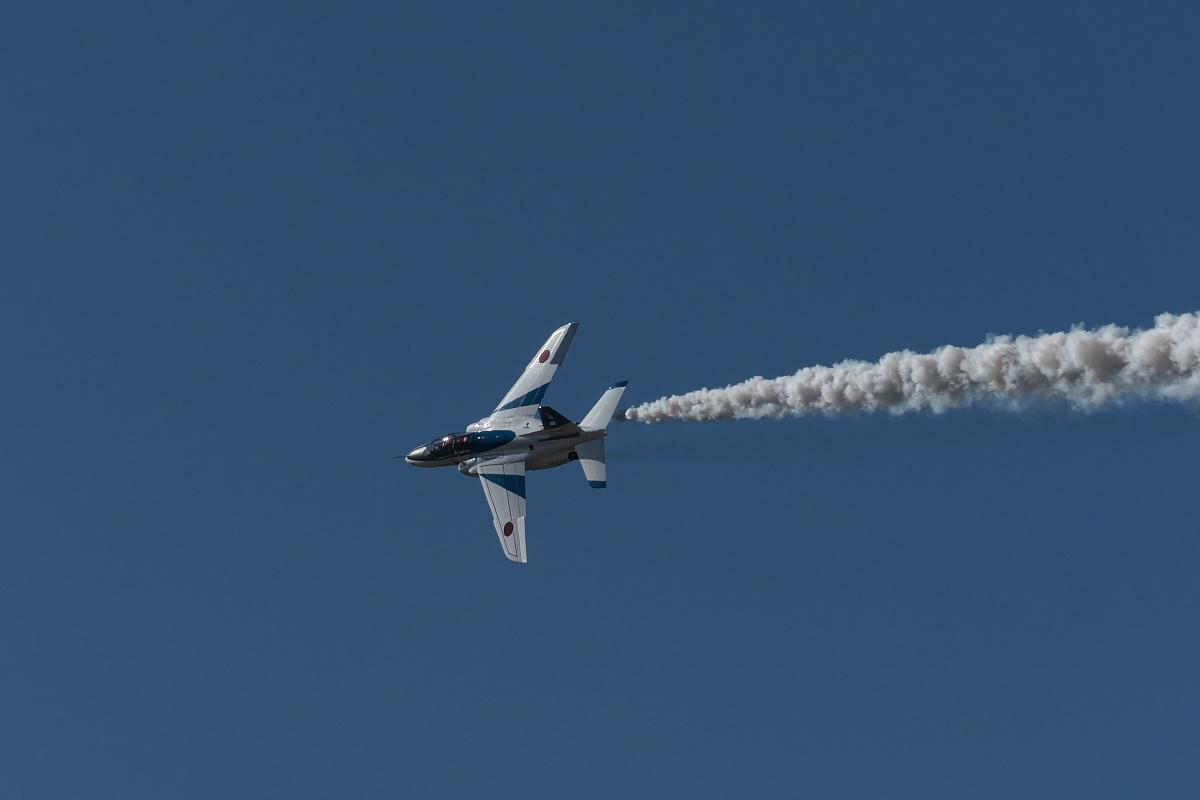 令和元年百里基地航空祭(その1)久しぶりのブルーインパルス_d0137627_22125349.jpg