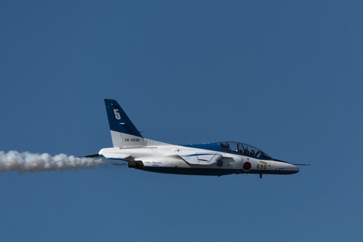 令和元年百里基地航空祭(その1)久しぶりのブルーインパルス_d0137627_22131527.jpg