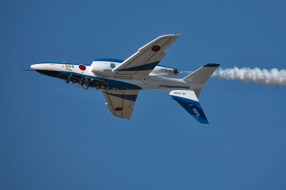 令和元年百里基地航空祭(その1)久しぶりのブルーインパルス_d0137627_22135416.jpg