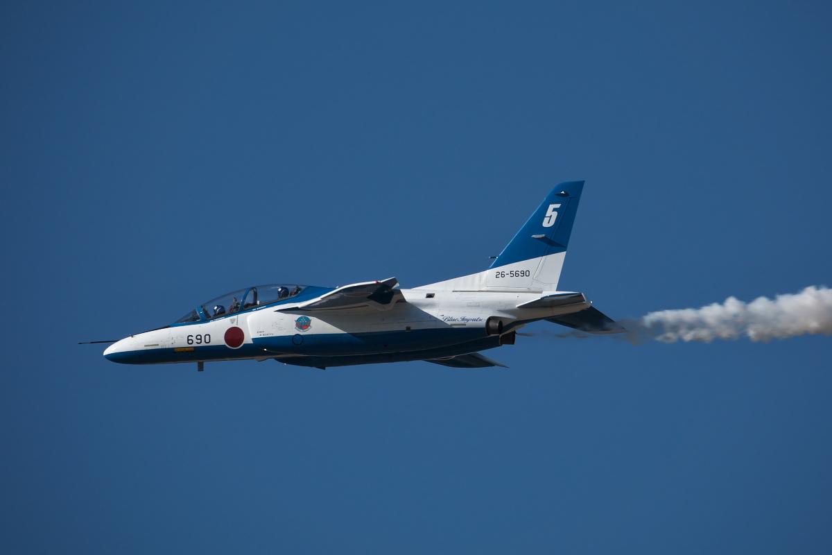 令和元年百里基地航空祭(その1)久しぶりのブルーインパルス_d0137627_22140985.jpg