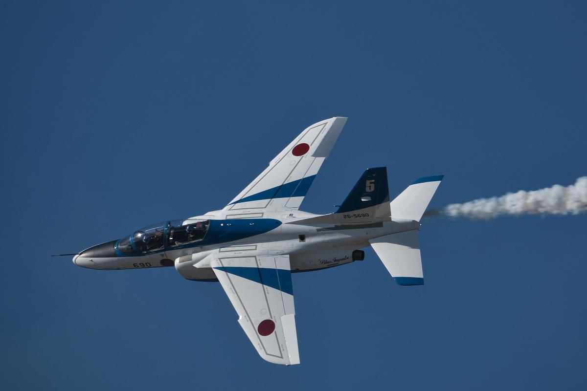 令和元年百里基地航空祭(その1)久しぶりのブルーインパルス_d0137627_22142549.jpg
