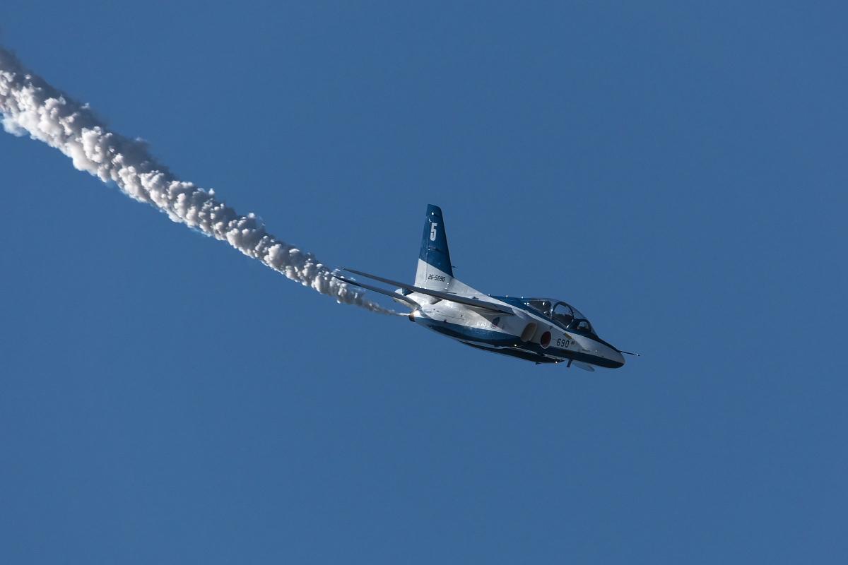 令和元年百里基地航空祭(その1)久しぶりのブルーインパルス_d0137627_22154709.jpg