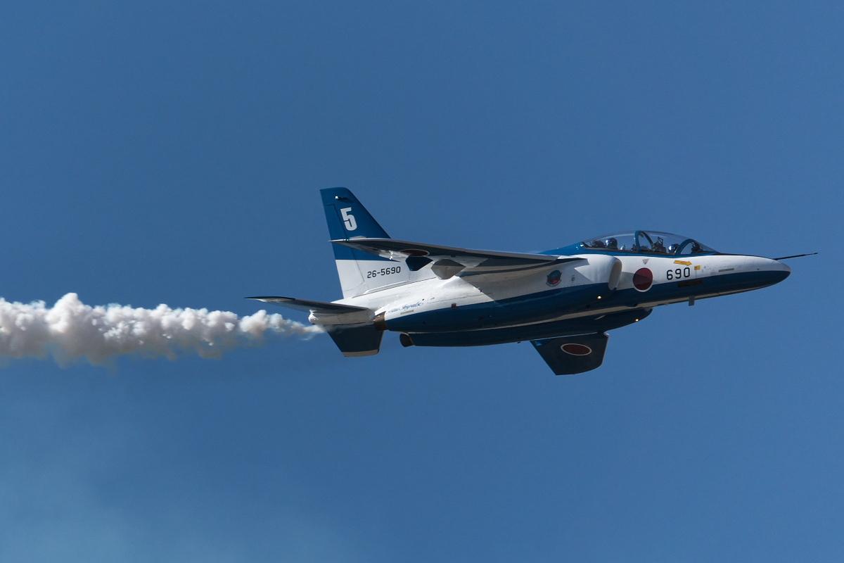 令和元年百里基地航空祭(その1)久しぶりのブルーインパルス_d0137627_22163744.jpg