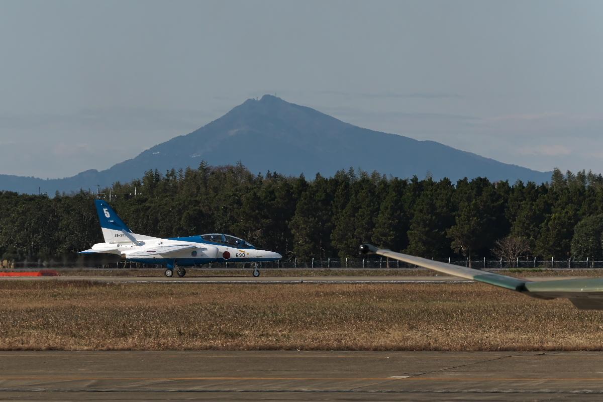 令和元年百里基地航空祭(その1)久しぶりのブルーインパルス_d0137627_22275480.jpg