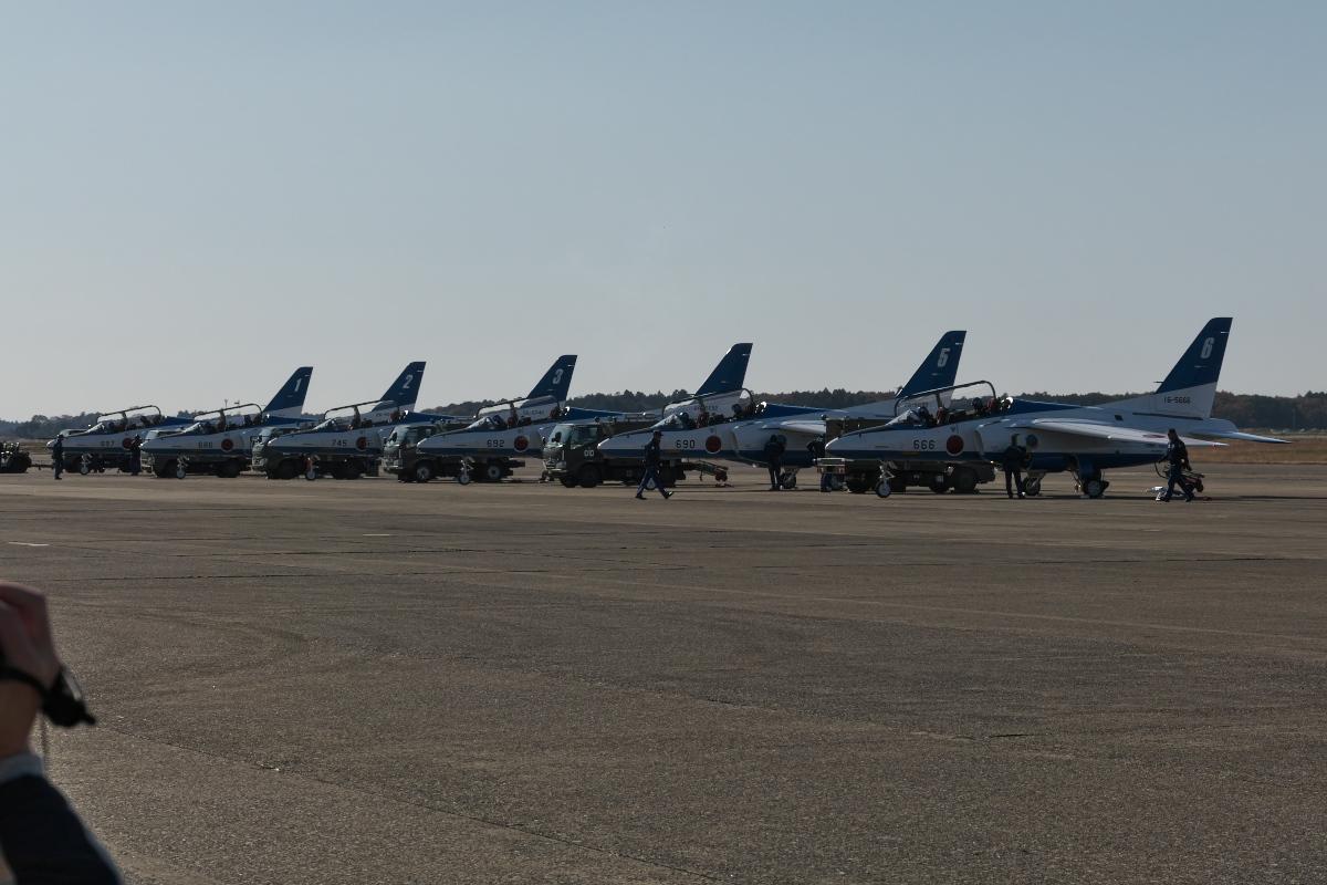 令和元年百里基地航空祭(その1)久しぶりのブルーインパルス_d0137627_22295088.jpg