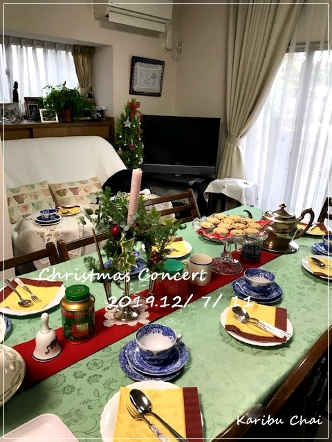 クリスマス・コンサート~♪_c0079828_23461505.jpeg