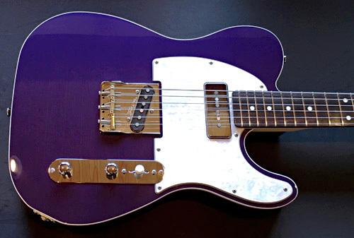 「Jewelry Purple Mica MetallicのSTD-T」の1本目が完成!_e0053731_16240557.jpeg