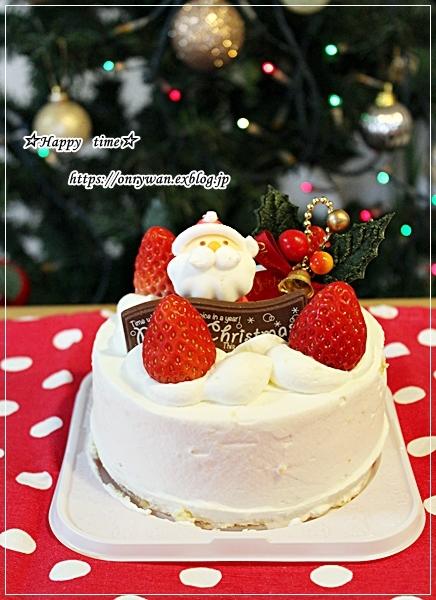 おにぎり弁当とクリスマス・イブ♪_f0348032_17315167.jpg