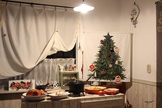 2019メリークリスマス!!今年も我が家はホームパーティ♪_f0023333_22583819.jpg