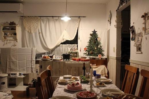 2019メリークリスマス!!今年も我が家はホームパーティ♪_f0023333_22583844.jpg