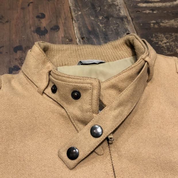 "80\'s~  \""MEMBERS ONLY\"" レインボータグ  Wool jacket!!!!!_c0355834_18472420.jpg"