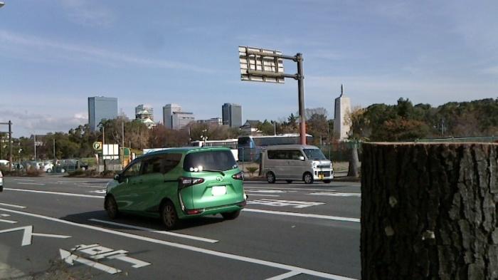年末の大阪城へ~_a0386742_15460777.jpg