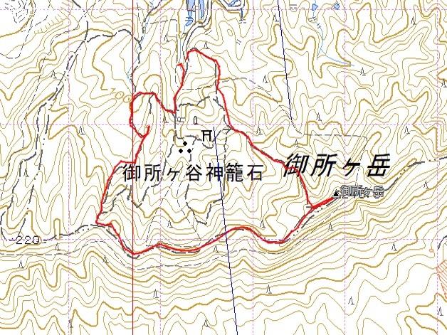 英彦山で雪見登山のはずが・・御所ヶ岳へ_e0164643_19384497.jpg