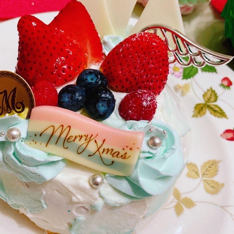イブの今日は おうちで、娘とふたりでクリスマス会🎄♡_f0017548_18580454.jpg