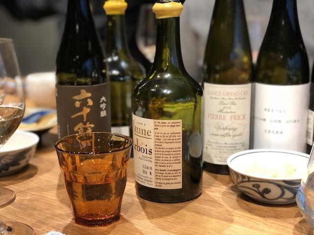 本日のグラスワイン&もろもろ_a0114049_13444959.jpg