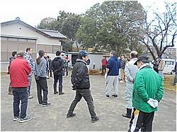 暮れの大掃除 賀茂川神社_c0087349_04414928.jpg
